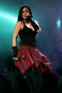 жените в рок музиката - Ейми Лий