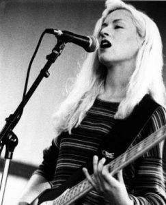 Жените в рок музиката - Дарси Урецки