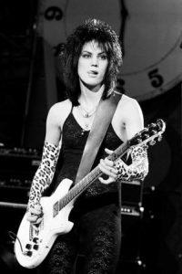 жените в рока - Джоан Джет